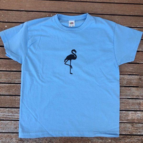 camiseta infantil solidaria cáncer infantil